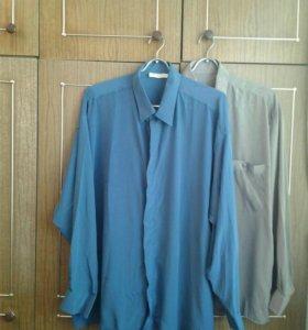 Рубашка из тяжёлого шелка