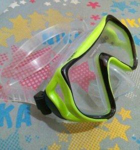 маску для подводного плавания