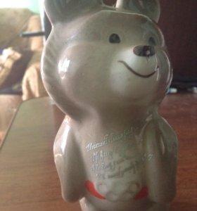 статуэтка олимпийского мишки
