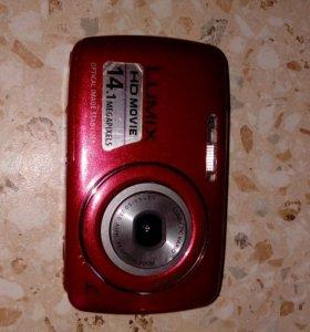 Фотоаппарат Panasonic Lunix