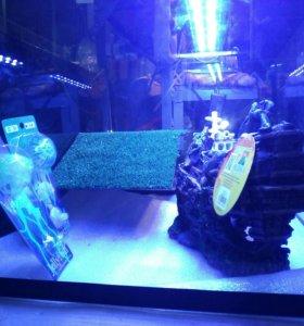 50 литровый аквариум для черепах и другие