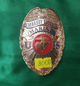 Жетон полиции США