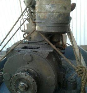 Двигатель на мтз с турбиной.После кап. ремонта.