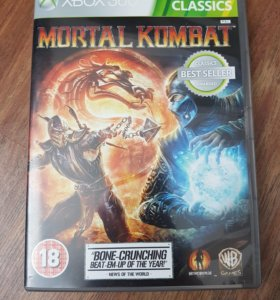 Mortal kombat(xbox360)