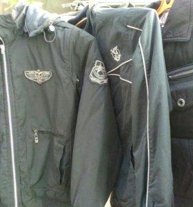 Куртки на мальчика 8-11 лет
