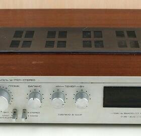 Усилитель Радиотехника 7101