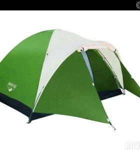 Палатка А для Астрахани 4 мест 240 на 210 большая