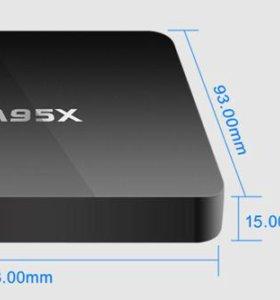 Смарт-приставка для телевизоров Nexbox A95X