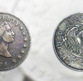 Продам серебряный доллар.