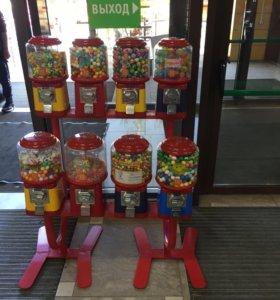 Реклама на торговых автоматах