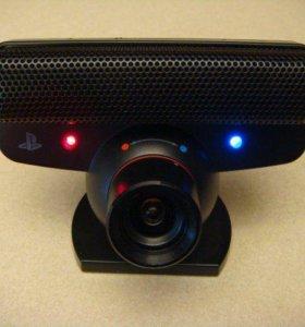 Camera Playstation eye (PS3) (магазин, гарантия)