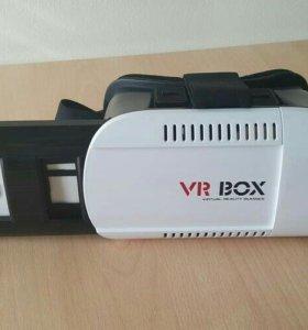 Vr очки виртуальной реальности для телефона