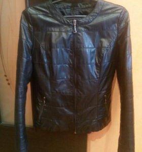 Куртка экокожа☔