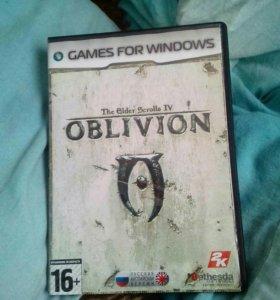 Продам диск The Elder Scrolls 4 Oblivion