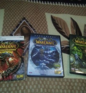 World of Warcraft эксклюзив