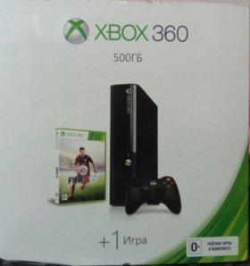 Игровая приставка Xbox 360 на 500GB