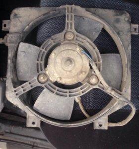 Вентилятор ВАЗ 2114 8 кл.