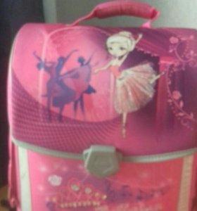 Рюкзак детский ортопедический