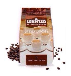 Кофе Lavazza Crema Aroma зерно, 1 кг