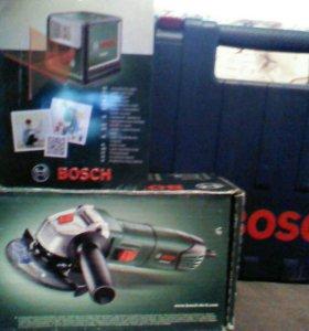 Набор инструментов Bosch.