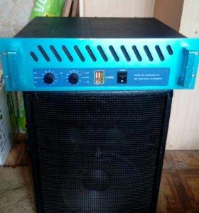 Усилитель Eurosound D-900A