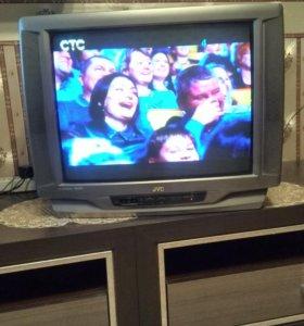 Телевизор JVC диагональ 62 см