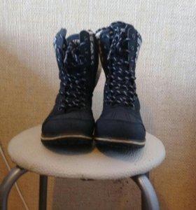 Ботинки Patrol.