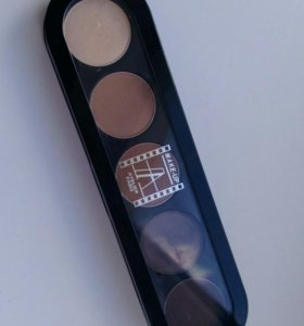 Палетка теней Make-up Atelier T26 Smokey brown