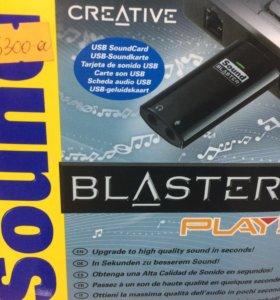 Звуковая плата Sound Blaster