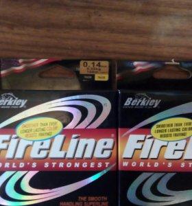 FireLine плетенка