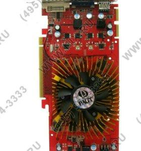 Видеокарта Palit Radeon HD 3850 512 Мб DDR2
