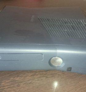 Игровая приставка XBOX 360 slim black