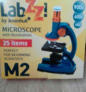Микроскоп детский 900х новый