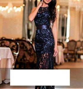 Вечерние платья новые