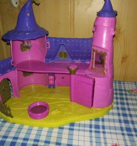 Замок филли