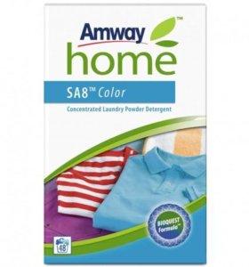 Стиральный порошок для цветных тканейSA8