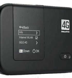 Wi-fi роутер megafon mr100-3