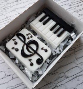 """Набор """"Музыкальный"""" из мыла"""