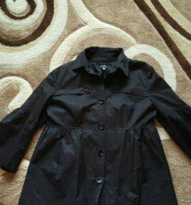 Куртка-плащ Oodji