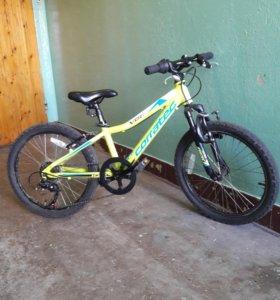 Велосипед детский на ребенка 5-8 лет
