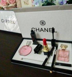 Подарочный набор от Chanel 5в1