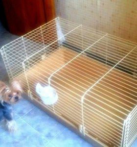 Клетка для хорька или кролика 95х57х45