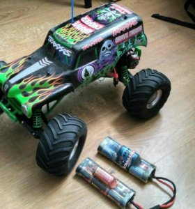 Traxxas Grave Digger 2WD RTR