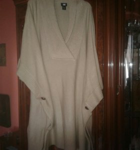 Пальто накидка H&M