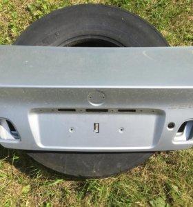Крышка багажника для бмв е46 купе