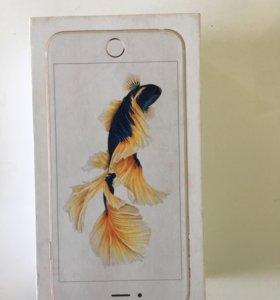 Продам коробку от iPhone 6s Plus 128gb.