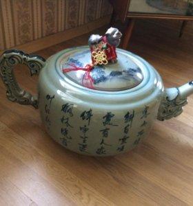 Чайник для интерьера вашего дома🏡