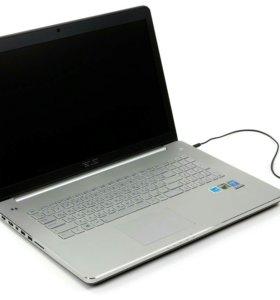 Ноутбук Asus N750JK