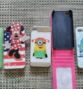 Бамперы на iPhone 4/4S