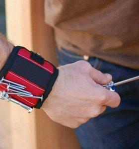 Магнитный браслет для саморезов